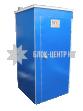Біотуалет кабіна розбірна утеплена стаціонарна зима-літо Ідеал ТК-2