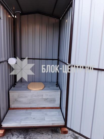 Біотуалет кабіна для літа. Сезон ЛК-1