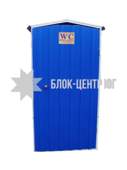 Биотуалет кабина для лета стационарный Сезон ЛК-2