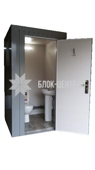 Биотуалет кабина повышенного комфорта   стационарная Комфорт ТПК-2