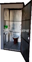 Біотуалет кабіна на вигрібну яму