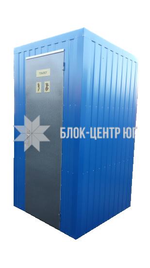 Биотуалет кабина повышенного комфорта. Комфорт ТПК-1