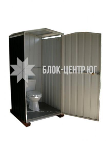 Біотуалет кабіна для літа стаціонарна Сезон ЛК-2