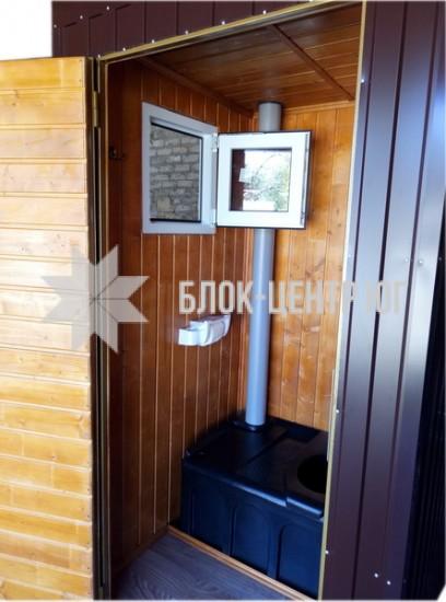 Мобильный туалетный модуль МК-1