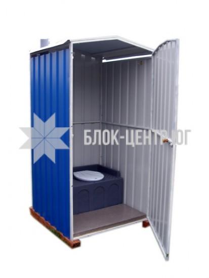 Биотуалет кабина мобильная для лета. Сезон ЛК-1