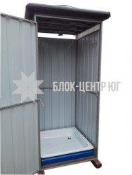 Летняя душевая кабина уличная ДК-1
