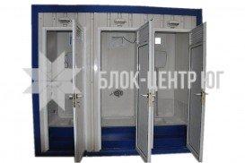 Санитарный модуль с душевой МК-5