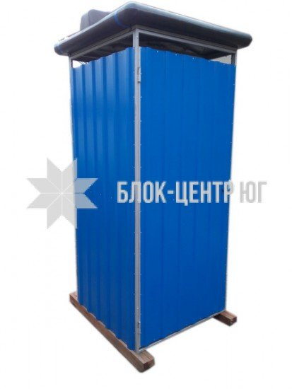 ДК-1 Металева вулична душова кабіна